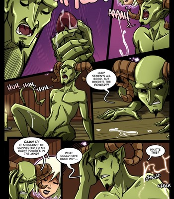 The Cummoner 6 – The Lefts And Rites Sex Comic sex 012