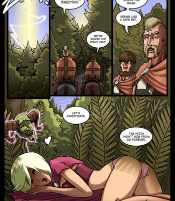 The Cummoner 6 – The Lefts And Rites Sex Comic sex 014