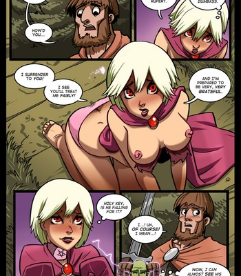 The Cummoner 6 – The Lefts And Rites Sex Comic sex 023