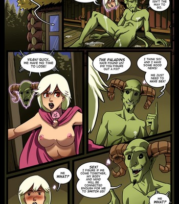 The Cummoner 6 – The Lefts And Rites Sex Comic sex 025