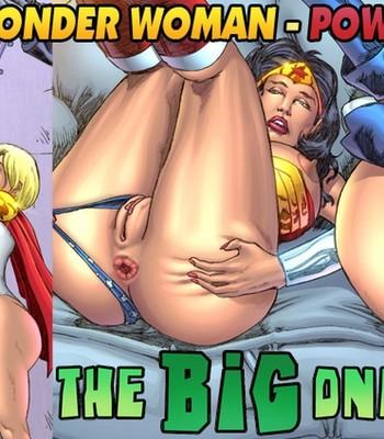 Porn Comics - The Big One!