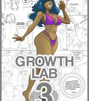 Porn Comics - Growth Lab 3 (Remastered)