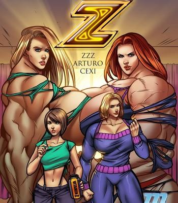 Porn Comics - Vitamin Z 1