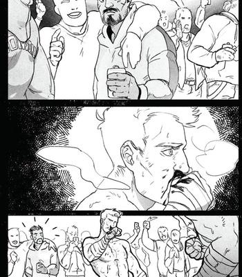 Porn Comics - Fight Club