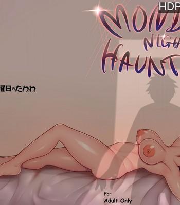Porn Comics - A Monday Night Haunting 1