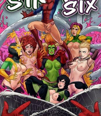 Porn Comics - Sinful Six