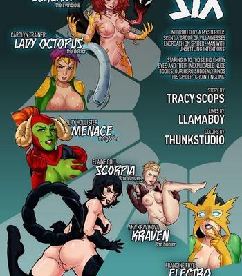 Sinful Six comic porn sex 002