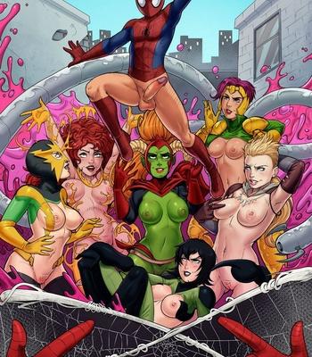 Sinful Six comic porn sex 011