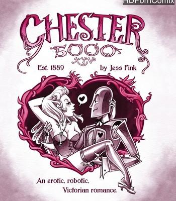 Porn Comics - Chester 5000 XYV