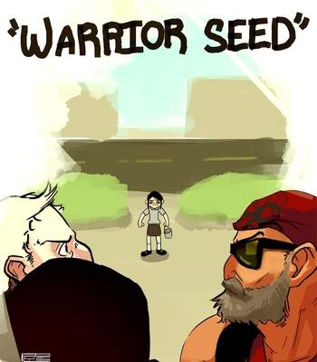 Porn Comics - Warrior Seed Sex Comic