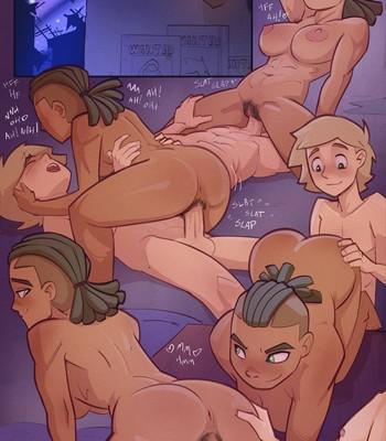 Deserter comic porn sex 015