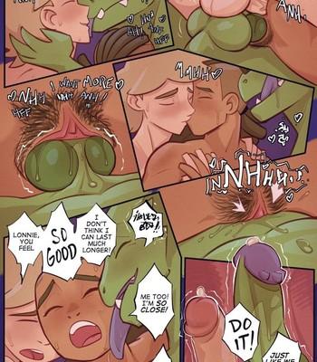 Deserter comic porn sex 022