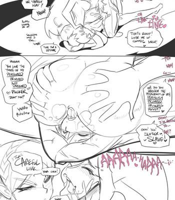 Porn Comics - Link X Zelda X Mipha