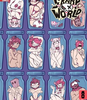 Porn Comics - Skarpworld 8 – Milk Crisis 2