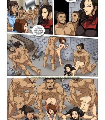 Girls Night Out comic porn sex 020