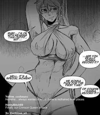 Porn Comics - Pyrrha