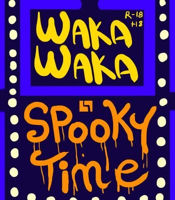Porn Comics - Waka Waka – Spooky Time