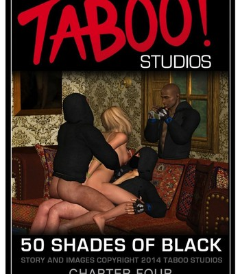 Porn Comics - 50 Shades Of Black 4 Sex Comic