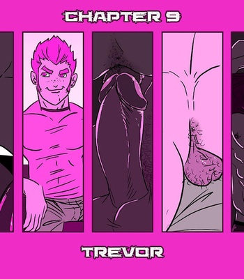 Porn Comics - Daddy's House Year 1 – Chapter 9 – Trevor