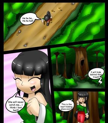 Porn Comics - Fun In The Forest