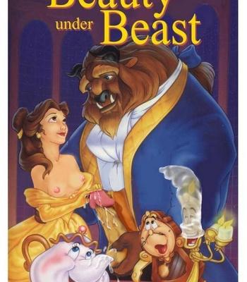 Porn Comics - Beauty Under The Beast 4