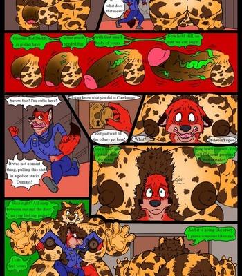 Zootopia Police comic porn sex 004