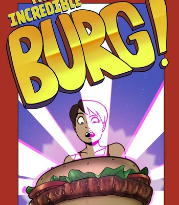 Porn Comics - The Incredible Burg!