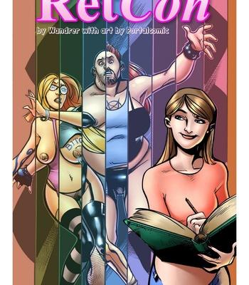 Porn Comics - RetCon