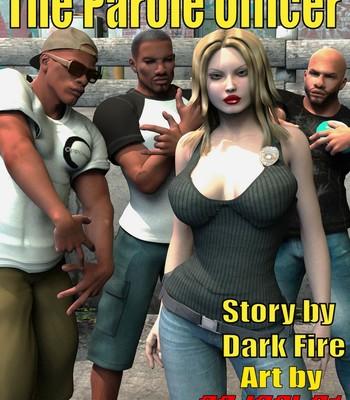 Porn Comics - The Parole Officer Sex Comic