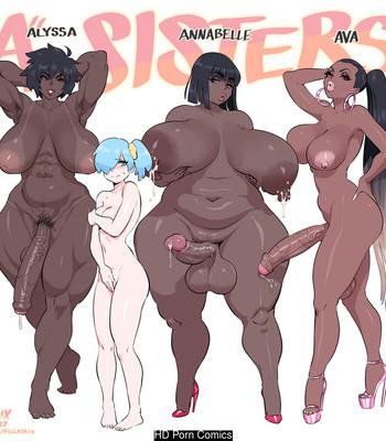 Porn Comics - Annabelle's Slave