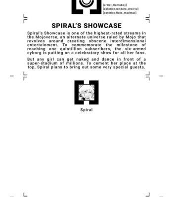 House Of XXX – Spiral's Showcase comic porn sex 002