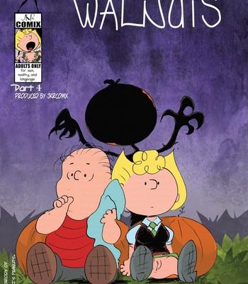 Porn Comics - The Walnuts 4 Sex Comic
