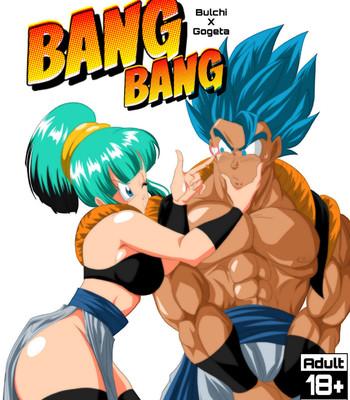 Porn Comics - Bang Bang – Bulchi x Gogeta