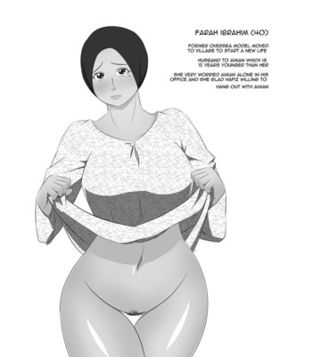 Farah Is My Sexfriend comic porn sex 002