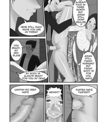 Farah Is My Sexfriend comic porn sex 010