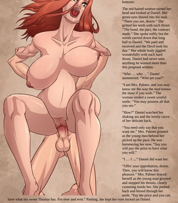 The Haunting Of Palmer Mansion 1 comic porn sex 011