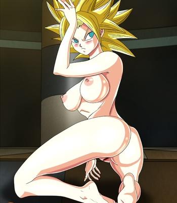 Saiyan Love comic porn sex 055