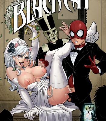 Porn Comics - The Nuptials Of Spider-Man & Black Cat