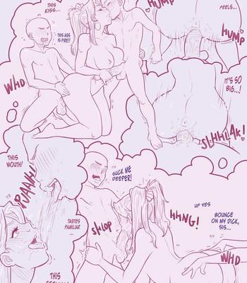 Porn Comics - Chloe's Dream – Sequence B