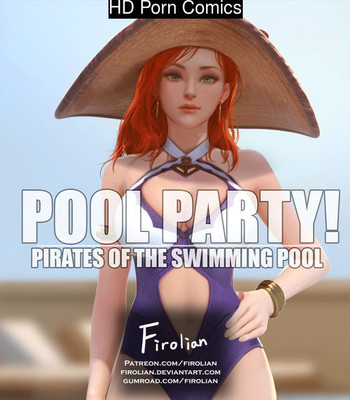 Porn Comics - Pool Party 1 – Miss Fortune