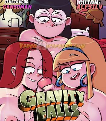 Porn Comics - Gravity Falls – The Next Summer