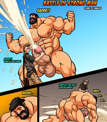 Porn Comics - Hercules – Battle Of Strong Man 2