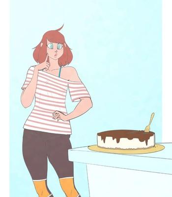 Porn Comics - Cheesecake BE