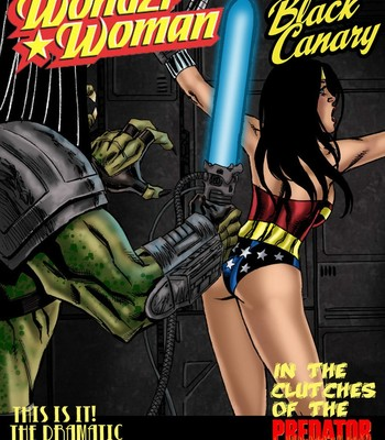 Porn Comics - Wonder Woman – In The Clutches Of The Predator 3 Sex Comic