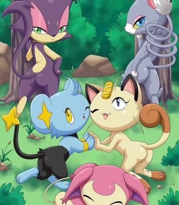 Porn Comics - The Cat's Meowth Pokemon Comic Porn
