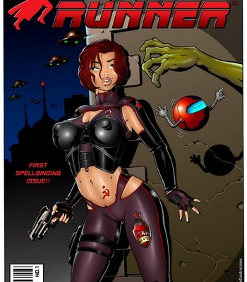 Porn Comics - Alien Runner Sex Comic