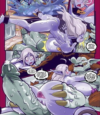 Trouble With Trolls comic porn sex 020