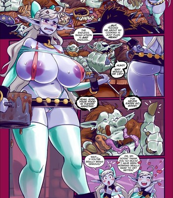 Trouble With Trolls comic porn sex 022