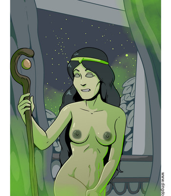 Porn Comics - Seed Quest – A Thousand Noble Men 5