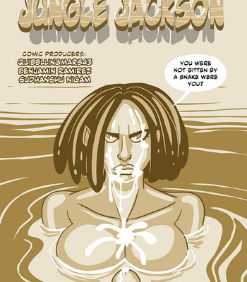 Porn Comics - Jungle Jackson And The Golden Egg